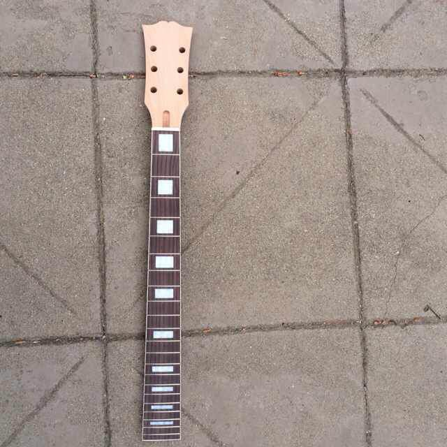 New finished electric guitar parts ,Strong Guitar Neck ...