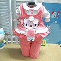 2pcs/set 2017 New Baby Clothing Sets Long Sleeve Baby Girl Clothes Kids Wear