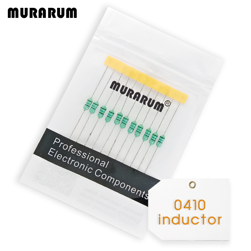 //-10/%    1//2w    22uH   New 500pcs    0410  Dip color  wheel  Inductor
