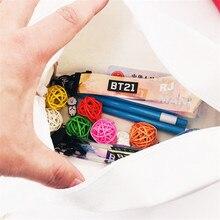 BTS BT21 Makeup Bags (7 Models)