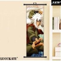 45X135CM Naruto Uzumaki uchiha itachi ninja madara obito cartoon anime wall picture mural poster scroll cloth canvas painting