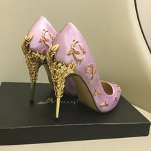 1f3ddd7ee معرض violet high heel shoes بسعر الجملة - اشتري قطع violet high heel shoes  بسعر رخيص على Aliexpress.com