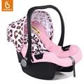 Babysing instalación orientado hacia atrás del asiento de coche de bebé cesta al aire libre portátil adaptador conectar sistema de viaje cuna para recién nacido