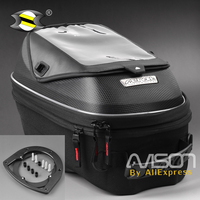 The Motorcycle Tank Bag Fit For Ducati Monster 696 796 1100 08 14 Monster 1100 Evo