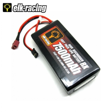 7.4 V 7500 mAh 2 S RC LiPo Battery for losi 5IVE-T area rc avant chassic brace v2 for losi 5ive t
