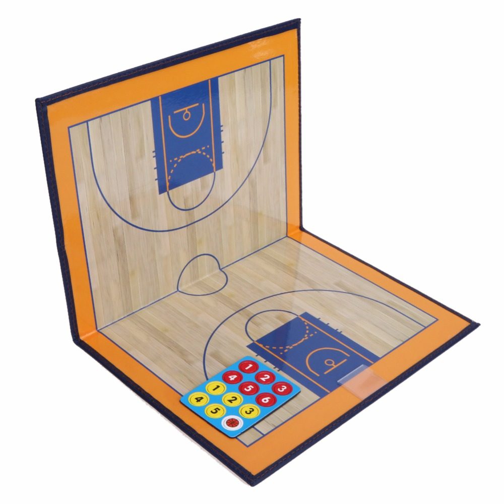 Professionelle Magnetische Baketball Strategie-brettspiel-hersteller Taktik Bord basketball Coaching Trockenen Löschen Zwischenablage Bord