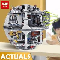 2017 neue Lepin 05063 4016 stucke Kraft Geweckt UCS Death Star Educational Bausteinziegelsteine Spielzeug Kompatibel legoinglys