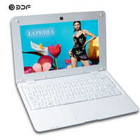 10.1 Inch Notebook Android Laptop Laptop Quad Core Android 6.0 Wi-Fi Mini Netbook Bluetooth Computer Tablets Pc 10