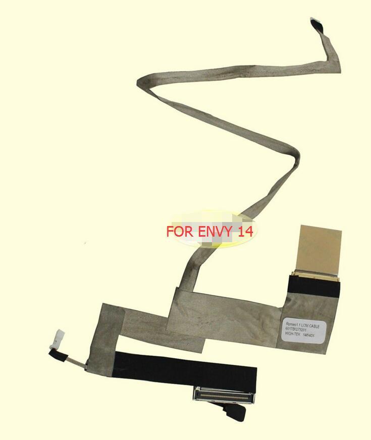 Neue lcd video kabel für hp envy14 envy14-1100 envy14-1200 romeo 1,1 lcm...