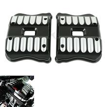 Motorcycle Rocker Box Covers For Harley Sportster Seventy Two Custom XL 1200 883 2004-2017