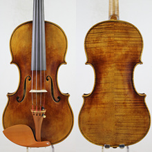 Guarnieri Ole Bull 1744 Violin violino Copy .All European Wood ,oil varnish!Best performance!Free Shippin, Case,Bow!