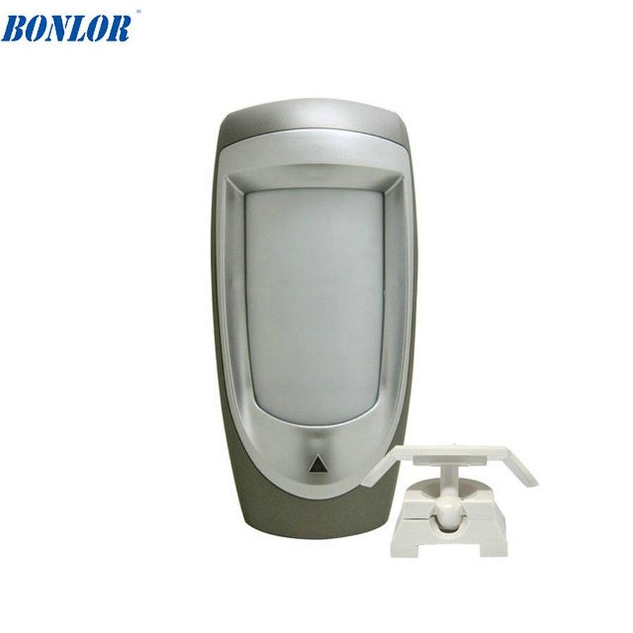 (1 stücke) outdoor Wasser Beweis Funktion Alarmanlage Paradox DG 85 Draht Typ Wand Dual PIR sensor innen Motion Detektor