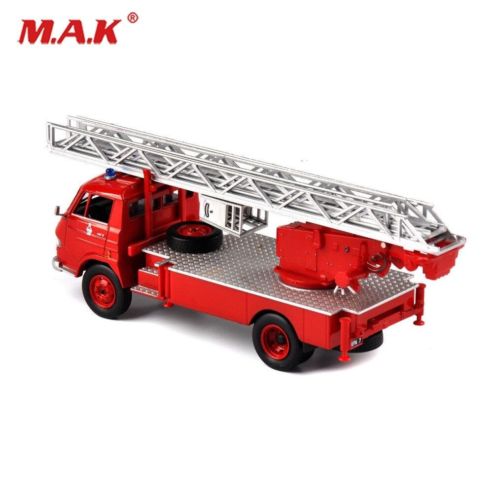 Cheap Kids toys Scale Diecast car Pompiers Vehicles Ladder Fire Truck Model Car Model Kids Toy