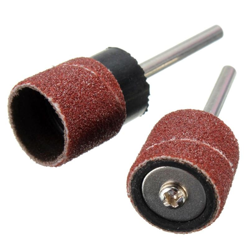 Uued 100tk / komplekt 1/2 lihvimisribade komplekt + 2 - Abrasiivtööriistad - Foto 3