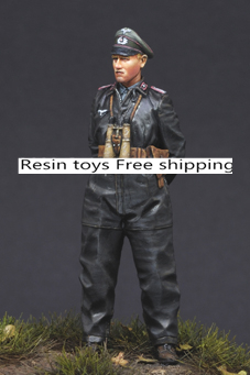 pre order-Resin toys   35084 German Heer Panzer Crew #1  Free shipping resin assembly kits 1 9 200mm police girl 200mm unpainted kit resin model free shipping
