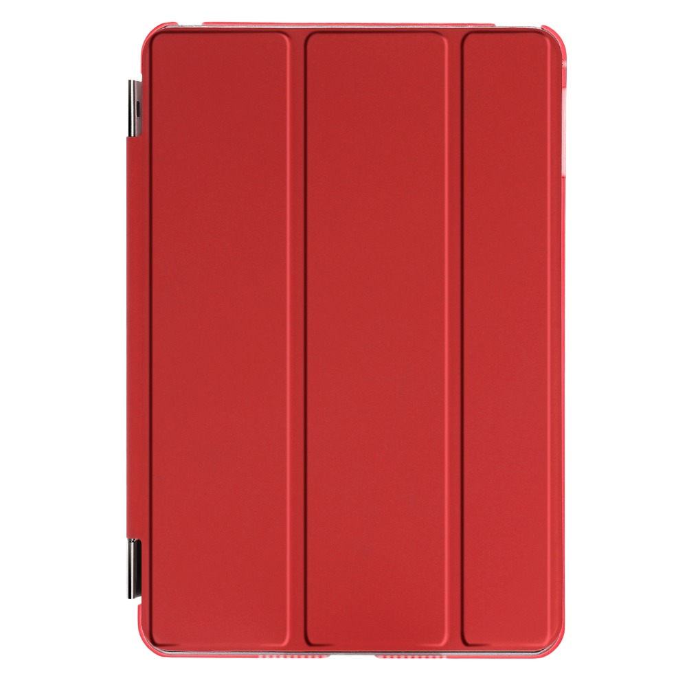 For Apple iPad Mini 4 Smart Cover Original PU Leather Case Shockproof Magnetic Cover for iPad Mini With Free Film Stylus Cloth