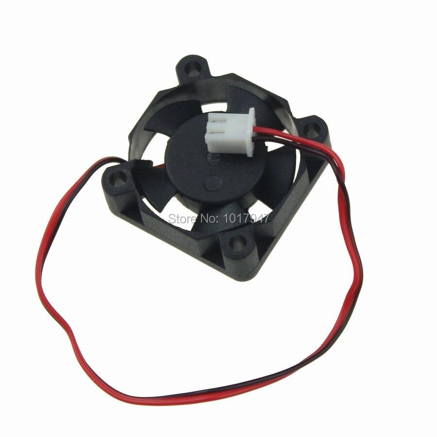 1PCS Gdstime DC Mini Cooling Cooler Fan Ball 5V 2P 30mm 3010 30x30x10mm 14000rpm sxdool mini fan f310ta 3010 12v 3cm 30mm 30 30 010mm silent cooling cooler