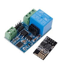Circuit Breakers Accessories 12V ESP8266 2Bit WIFI Relay IOT Intelligent Home Mobile APP Remote Control