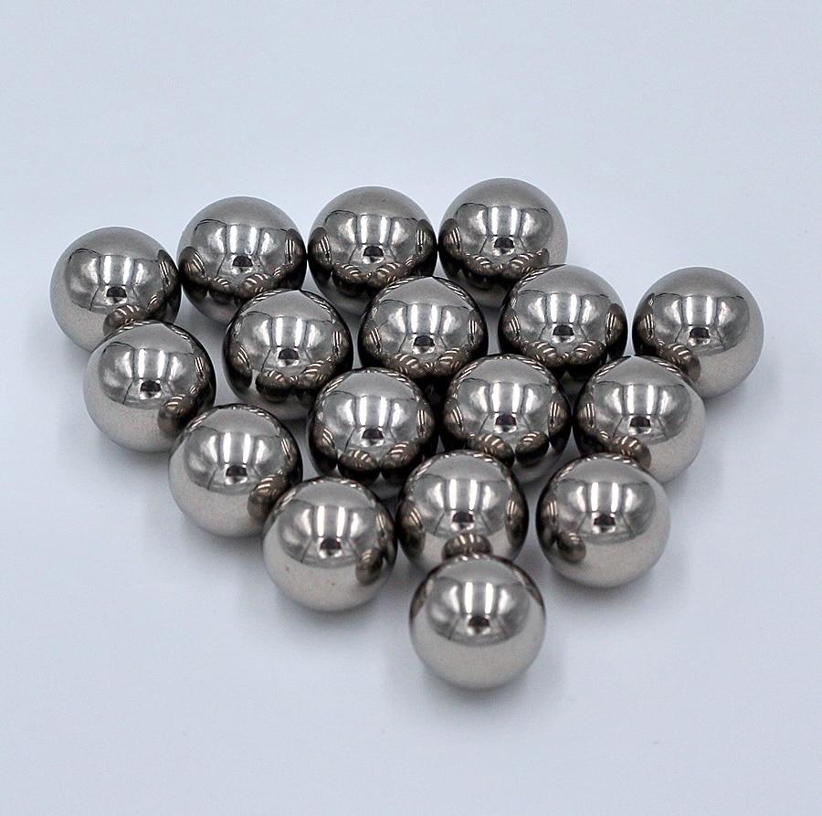 25mm 2 PCS AISI 304 G100 Stainless Steel Bearing Balls