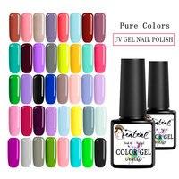 Beateal 24pc/lot Gel Nail Polish Set For Nail Extension Kit Nail Art Gel Lacquer Acrylic UV LED Lamp Design Manicure Set &Kits