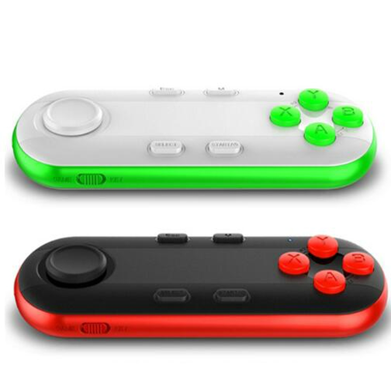 New Upgrade Wireless Gamepad Bluetooth Game Controller Gaming Joystick for Android / iOS Smart Phone remote controller for VR