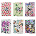 High Quality Chinese Paintings Painted 360 Degree Folio Stand Leather Cover Case For Apple ipad 2 3 4&ipad mini 12&ipad air 5