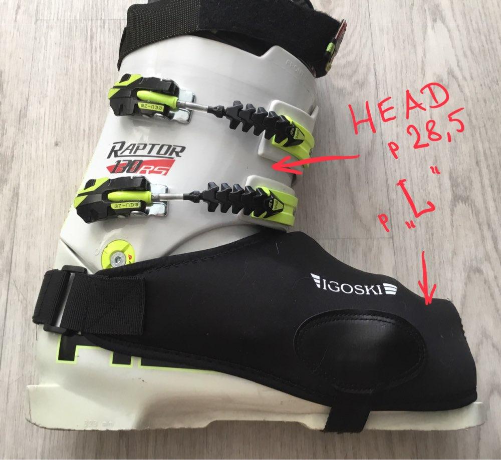 Igoski botas de neve, cobertura à prova