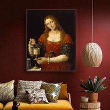 Woman Lady Famous Oil Painting By Rafael on Canvas Printings Art Home Decor Wall Picture for Living Room Church