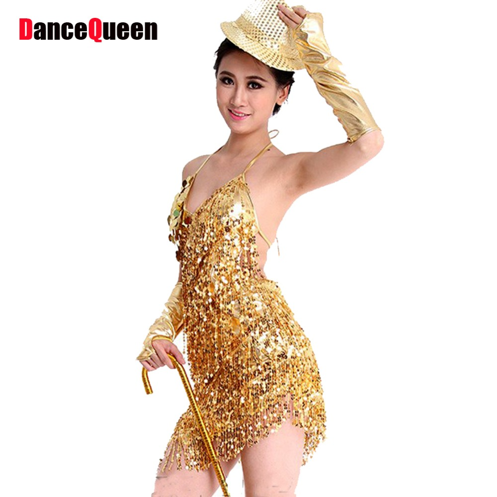 Buy Cheap 2017 New Cheap Mini Metallic Sequin Sparkly Pencil Sheath Prom Cocktail Party Dress Sequins&Tassel Dance Dresses Costume Fringe