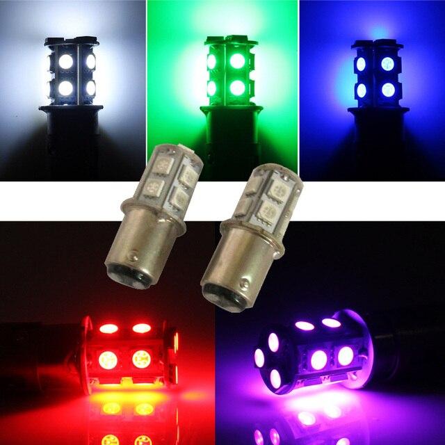 2 uds todo redondo 360 grados LED luz de navegación indicación señal lámpara para 12V barco marino yate RV