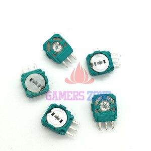 Image 3 - 100PCS עבור PS4 ג ויסטיק ציר אנלוגי חיישן ירוק חלק מודול מיקרו מתג עבור Playstation4 PS4 בקר