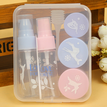 Travel Empty Cosmetic Containers Set
