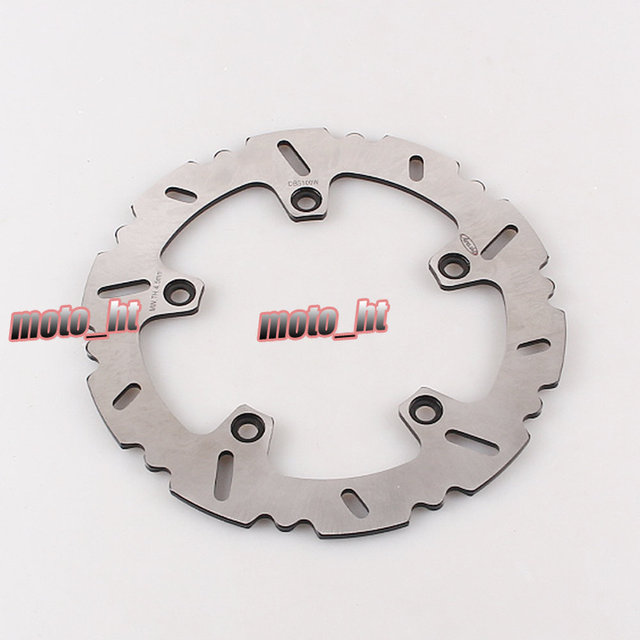 Rear Brake Disc Rotor for BMW K1300S 2009-2015 & R1200T NINE 2014-2015 & R1200ST 2005-2008 & R1200S 2006-2008 & R1200RT 05-2013
