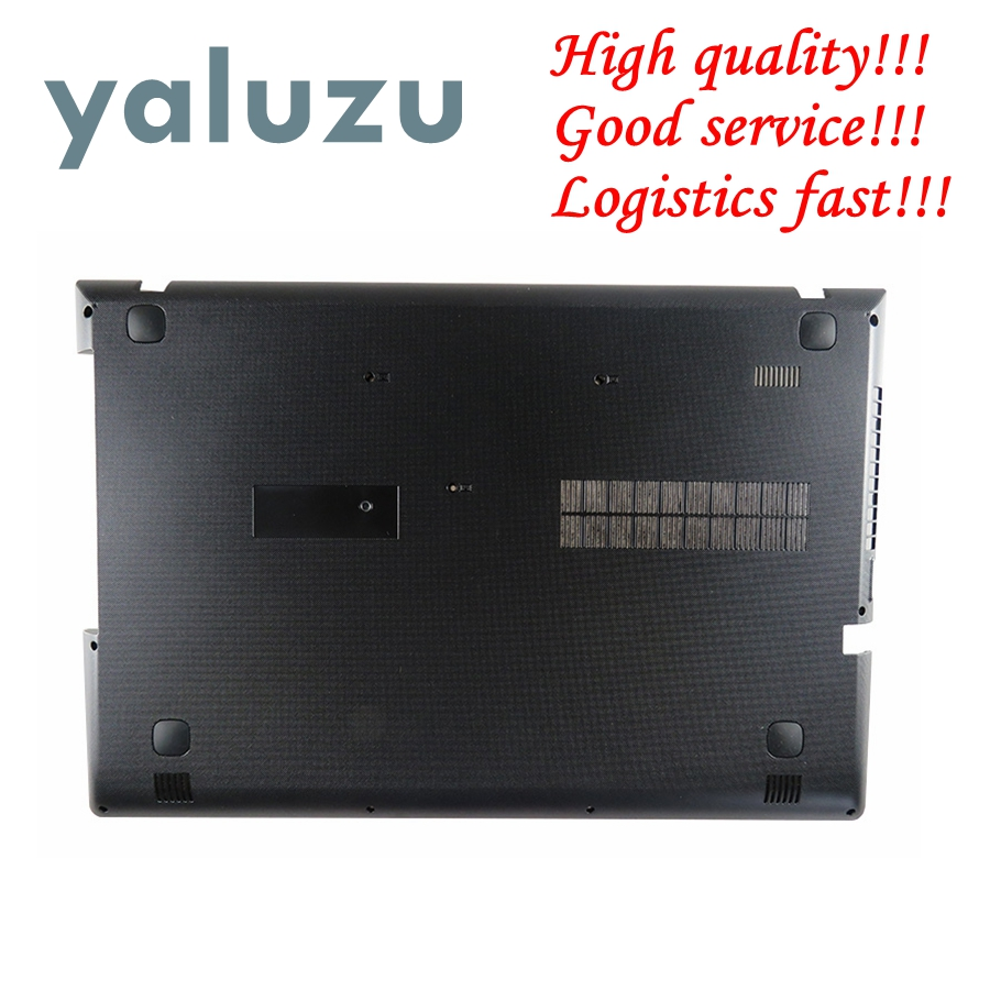 YALUZU New For Lenovo Z51-70 Z51 V4000 500-15 Y50C Bottom Base Case Cover D Shell AP1BJ000300 Lower Case