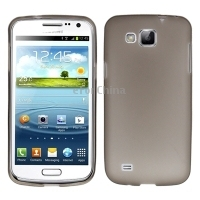 HOT Translucent TPU phone case for Samsung galaxy note i9260 supports wholesale