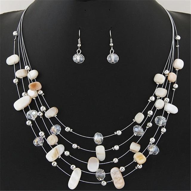 Bohemian Jewellery Set...