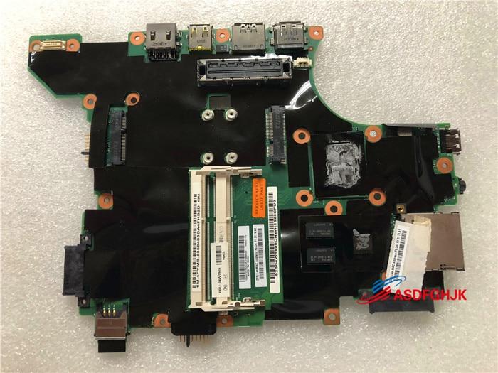 04w1905 Laptop Motherboard Für Lenovo Thinkpad T410i I5-540m Cpu Und Nvs 3100 Mt 100% Perfekte Arbeit Diversifiziert In Der Verpackung