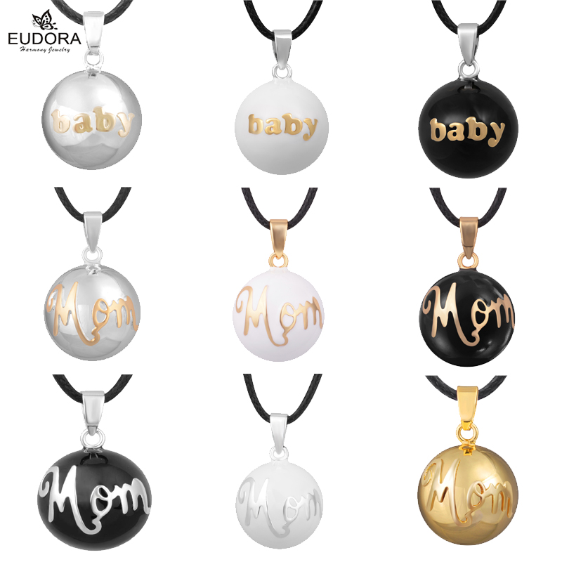 Fashion Jewelry Multifarious Angel Caller Pendant Baby Or Mom Harmony Chime Bola Ball Pregnant Women Long Pendant Necklaces