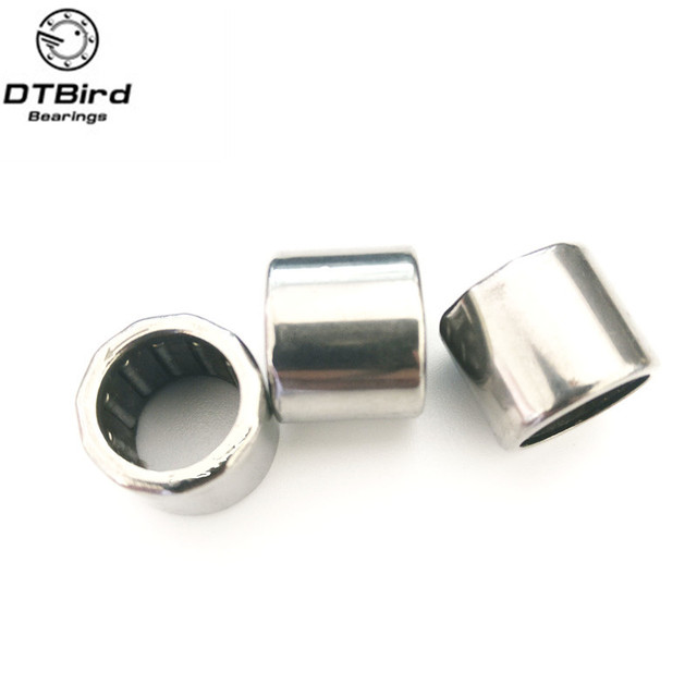 HF0812 8x12x12 Drawn Cup Roller Clutches Engine bearings