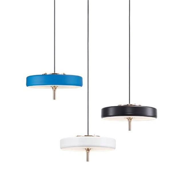 Us 199 0 Postmodernen Nordic Minimalistische Designer Pendelleuchte Mode Hause Esszimmer Licht Wohnzimmer Licht Freies Verschiffen In Postmodernen