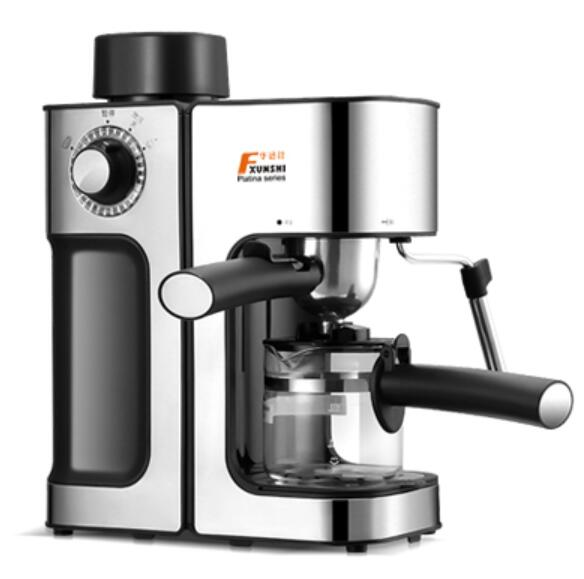General Electric Coffee Maker 5 Cup : High quality Semi Automatic 5 Cups Espresso Electric Coffee Maker Coffee Machine -in Coffee ...