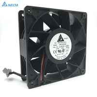2J51K A00 Computer Water Cooling Fan Delta PFC1212DE 12038 12V 12CM Strong Breeze Big Air Volume