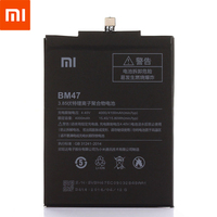 100 Original Xiaomi Redmi 3 3S 3X Lithium Polymer Battery 3 85V 4000mAh Large Capacity Telephone