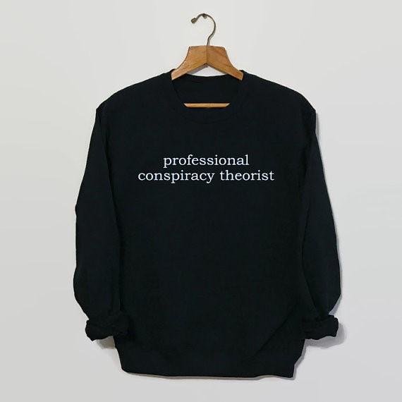 Profesional Teórico De La Conspiración Conspiración Conspiración