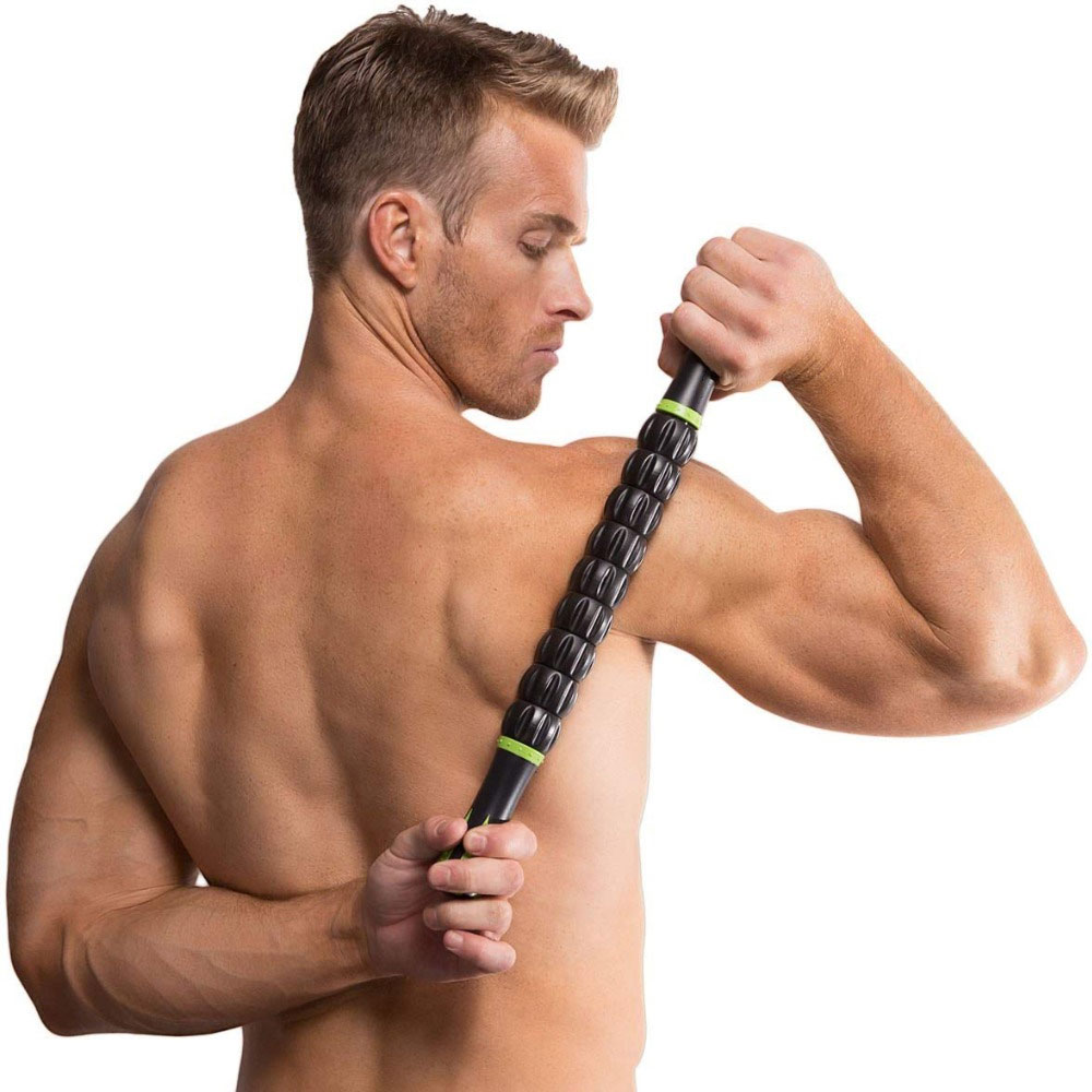 1Pcs Muscle Roller Stick, Massage Tools for Athletes Trainers Physical Therapy Yoga, for Reducing Muscle Soreness