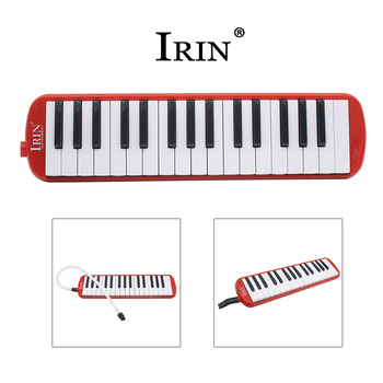 swan 37 keys melodica teaching music fundamentals mouth organ melodica black color musical instruments accordion accessories IRIN RU warehouse Red 32 Keys Melodica Musical Instrument Piano Harmonica For Music Lovers Beginners Gift With Carrying Bag