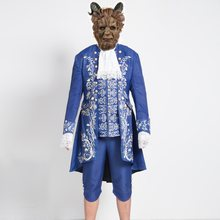 Free shipping 2017 Movie Beauty and the Beast Cosplay Costume Adult Prince Adam Costume for men Halloween Carnival Party uniform  sc 1 st  AliExpress.com & Popular Adult Beauty and The Beast Costumes-Buy Cheap Adult Beauty ...