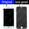 black white 4.7 inch 100% original lcd display + touch screen assembly Glass Panel Digitizer for blackview Ultra A6