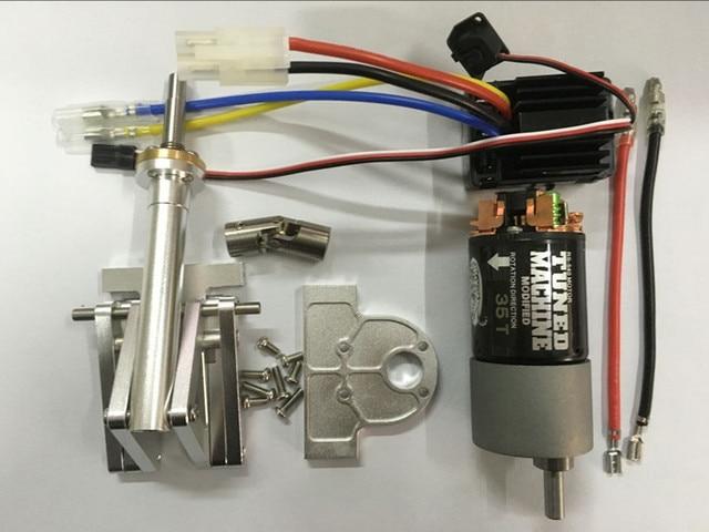 Enjoyable Transmission Motor Mount Clutch Lift Esc 35T Motor Assembly For Wiring Cloud Strefoxcilixyz