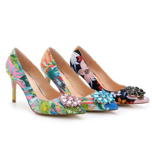 Women's #shoes big diamond high heels #Fashion #boygrl #heel 1